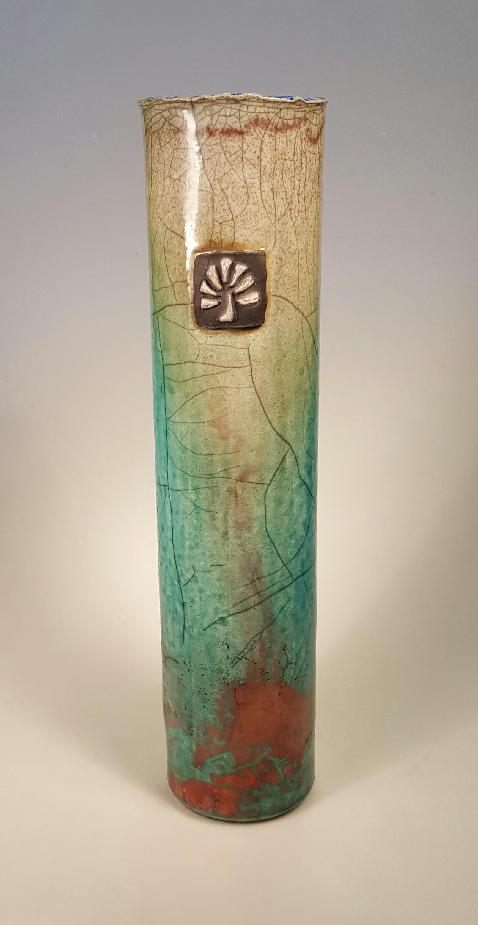 Lone Tree Vase